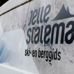 Busbestickering Jelle Staleman