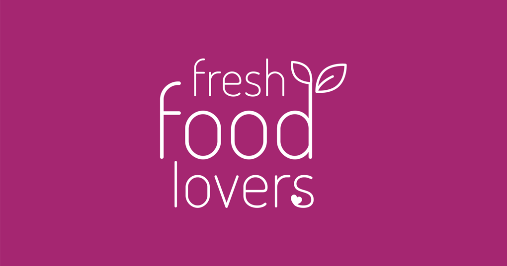 Nieuw logo Fresh Food Lovers