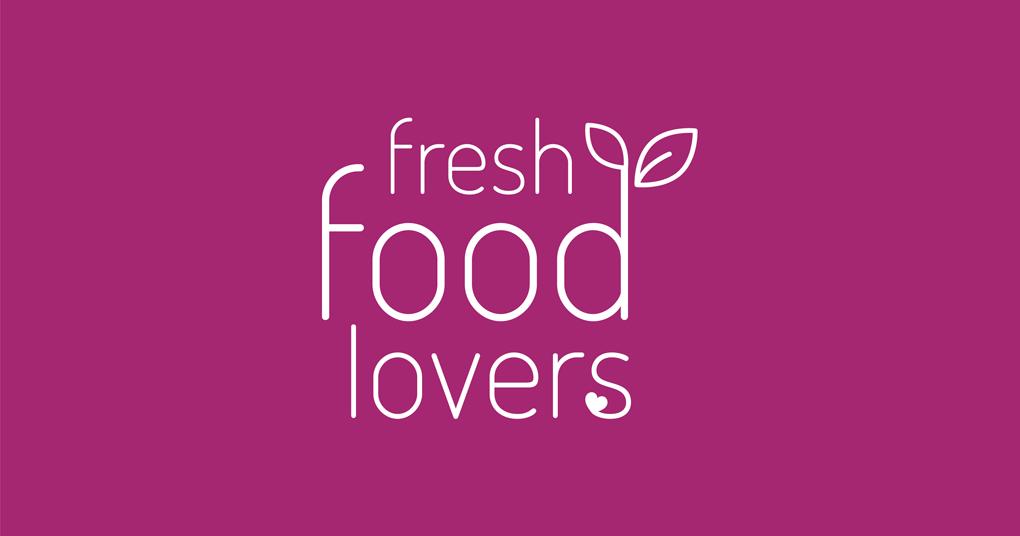 Nieuw logo Fresh Food Lovers