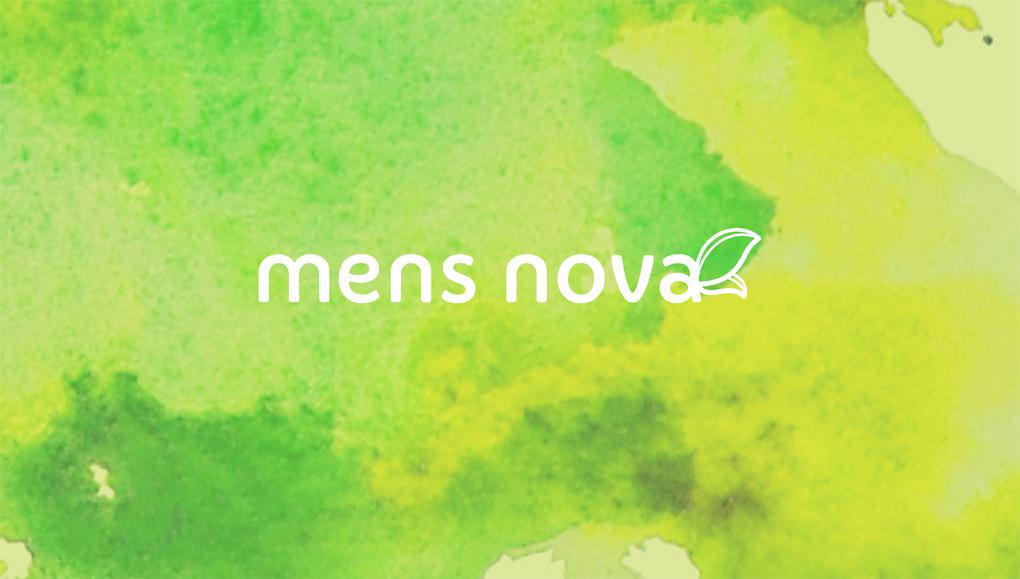 Nieuw logo Mens Nova